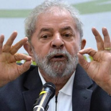 """Atolado Até As Barbas No Roubo, Lula Ataca A Lava Jato: """"O Brasil Está Sendo Governado Por Curitiba"""""""