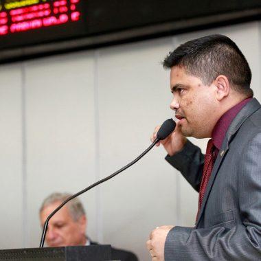 Boabaid anuncia emenda para reformas na Central de Operações da PM em Pimenta Bueno