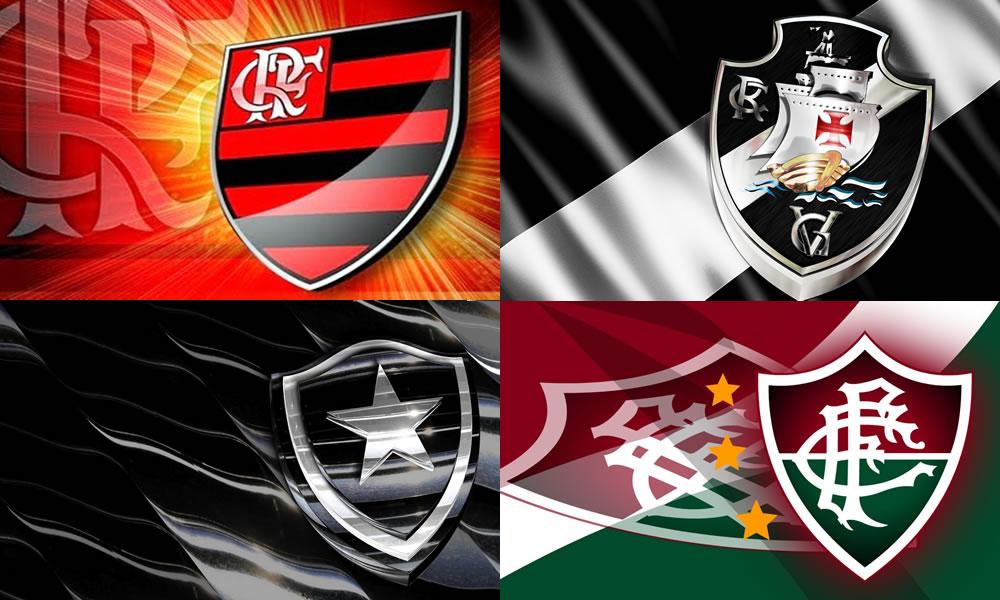 DECISÃO RJ - Fla x Vas e Flu x Bota duelam nas semifinais da Taca Rio