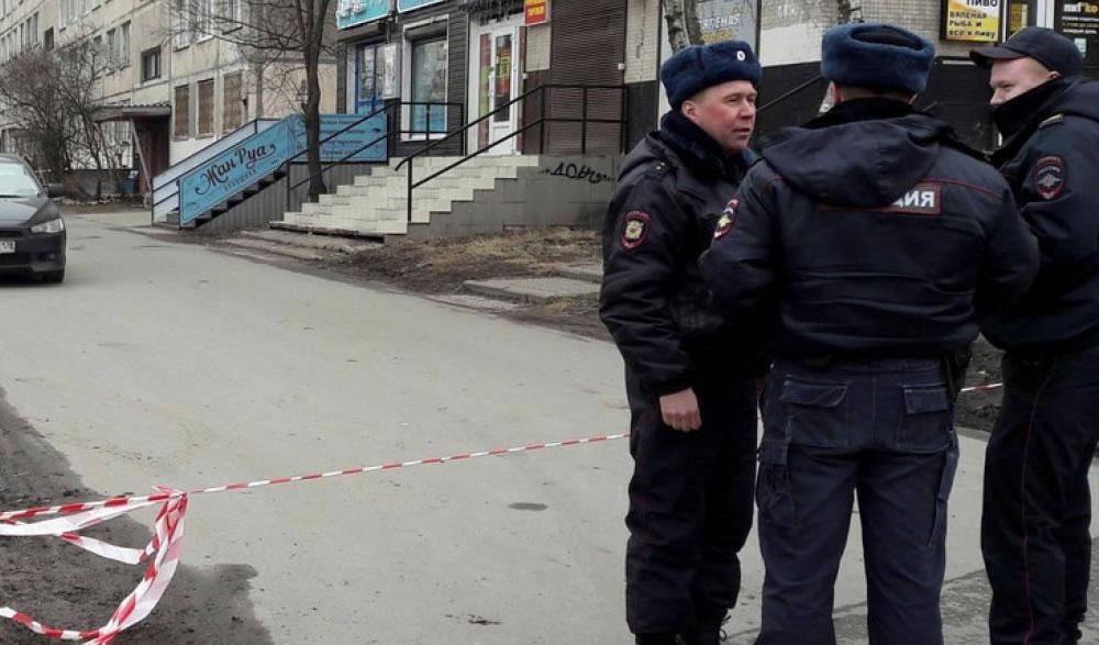 Explosão é ouvida em bairro residencial de São Petersburgo
