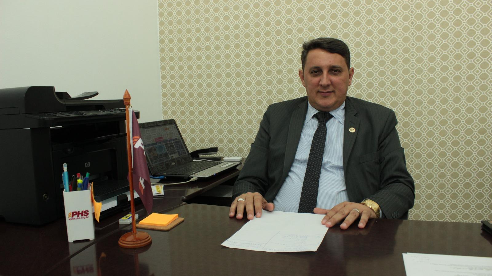 Júnior Cavalcante tem pedido de redutores de velocidade atendido
