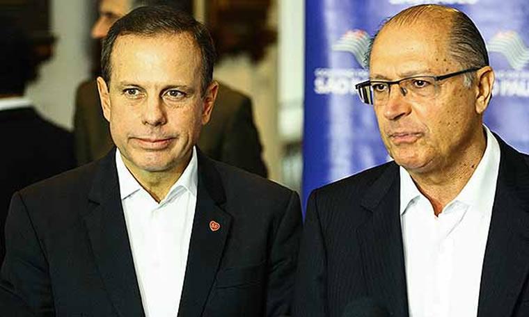 Ponho a mão no fogo por Alckmin, diz Doria sobre menção na Lava Jato