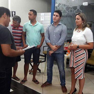 ARRAIALESTE – Vereadores Ada Dantas e Maurício Carvalho conseguem manutenção