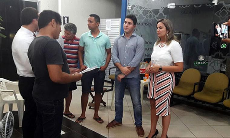 ARRAIALESTE - Vereadores Ada Dantas e Maurício Carvalho conseguem manutenção