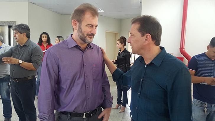 Prefeito Hildon Chaves vai exonerar todos os comissionados de Edgar do Boi
