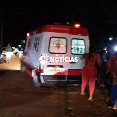 Morador de rua é esfaqueado no Centro de Porto Velho