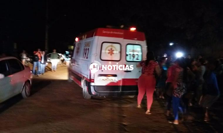 REBELIÃO - Vários apenados foram feridos e socorridos para o JP II