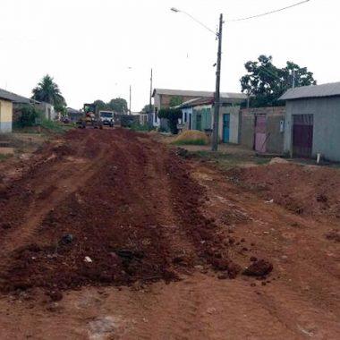 Bairro Lagoinha recebe serviços de manutenção após pedido do deputado Anderson do Singeperon
