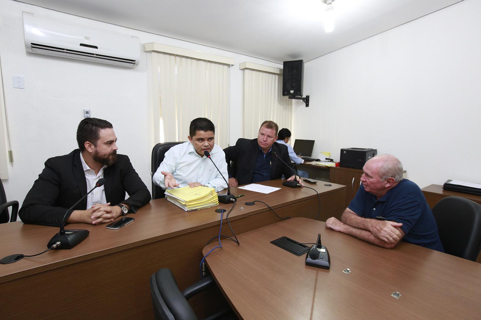 Deputado Jesuíno debate Termo Circunstanciado de Ocorrência na Comissão de Segurança