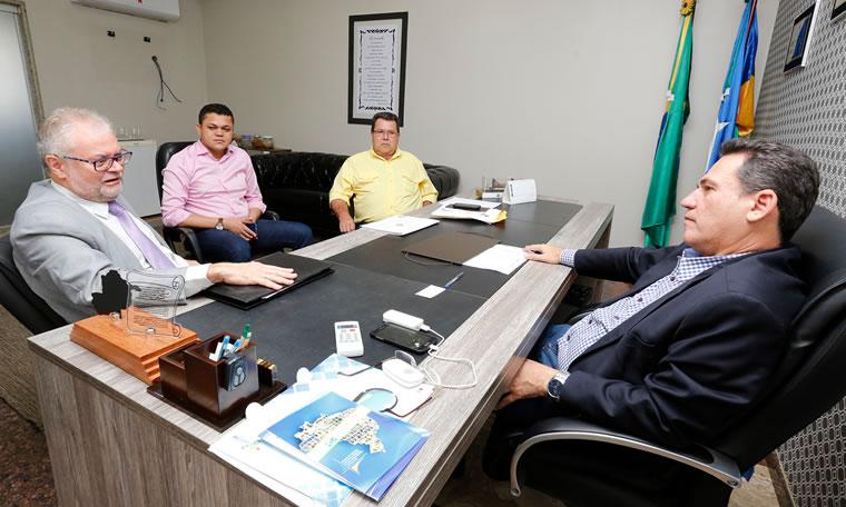 Maurão de Carvalho convidado para abertura de curso destinado aos vereadores