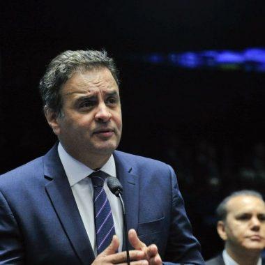 Ministro nega pedido de Aécio para que plenário decida sobre prisão