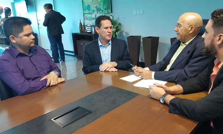 Em reunião com deputados governador anuncia convocação de 375 aprovados no concurso da Segurança Pública