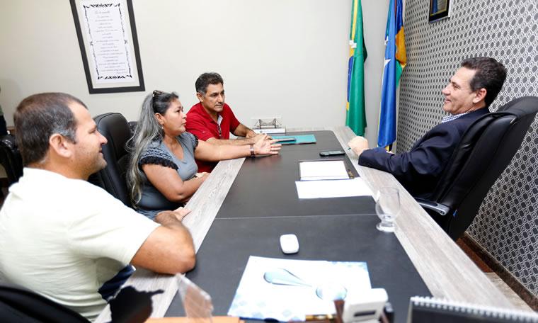 Maurão de Carvalho assegura emenda para apoiar agroecologia na capital