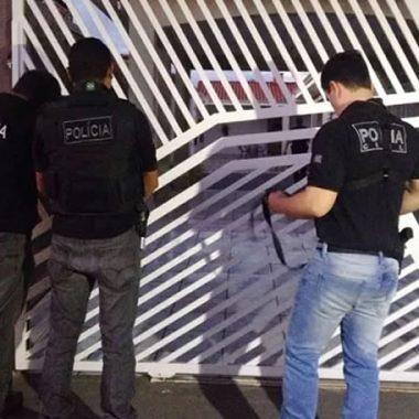 Operação da Polícia Civil afasta mais um vereador em Vilhena
