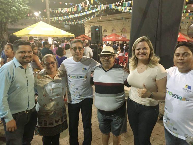 "Vereadora Ada Dantas Boabaid parabeniza projeto ""Tacacá Musical"" da Funcultural"