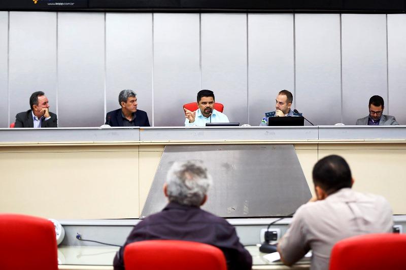 Jesuíno Boabaid preside Audiência Pública para discutir projeto de Programa de inspeção de veículos