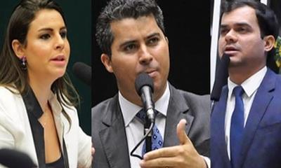 Só Expedito, Mariana e Marcos Rogério votam por investigação contra Temer