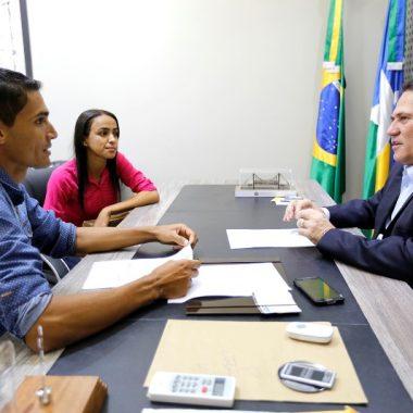 Vereadores pedem recursos para programa Porteira Adentro em Campo Novo de Rondônia