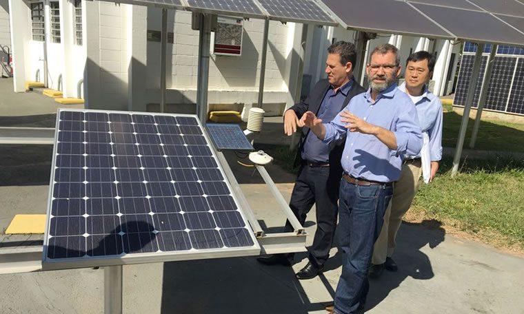 Maurão quer projeto de energia solar do novo prédio da ALE como modelo para escolas estaduais