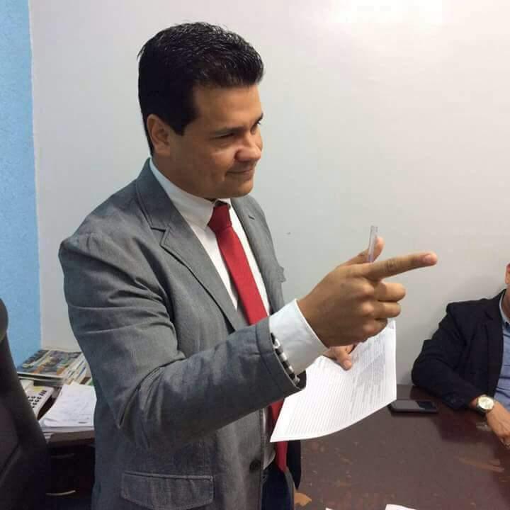 Vereador Marcelo Cruz apresenta moção de apoio em favor dos policiais federais
