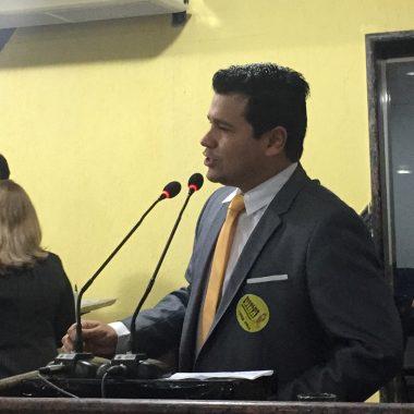 Vereador Marcelo Cruz foi contra projeto que negativa o nome do Portovelhense