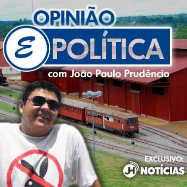 OPINIÃO E POLÍTICA – Agente da PF pode ser a surpresa na corrida ao senado em Rondônia – Por João Paulo Prudêncio