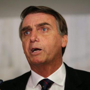 """""""A maioria dos gays vota em mim"""", afirma Bolsonaro"""