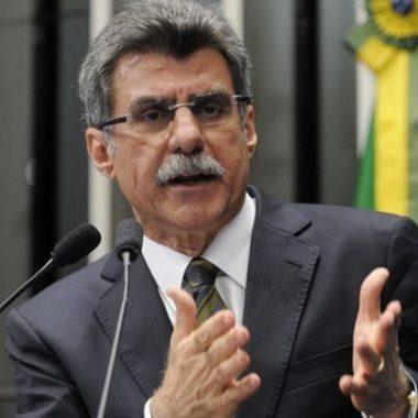 Após operação da PF, Senador Romero Jucá é internado em estado grave em Roráima