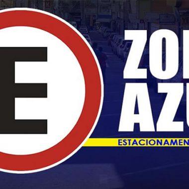 ZONA AZUL – Vereadores devem liberar cobrança de estacionamento nas vias públicas da capital