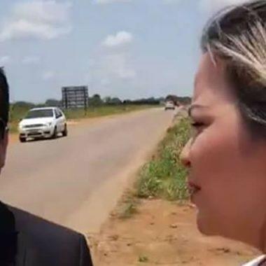 ILUMINAÇÃO – Vereadora Ada Dantas agradece prefeitura por atender solicitação na Estrada dos Periquitos