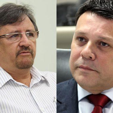 ELEIÇÕES – Aliança entre Héverton Aguiar e Bosco da Federal pode ser fechada no PODEMOS