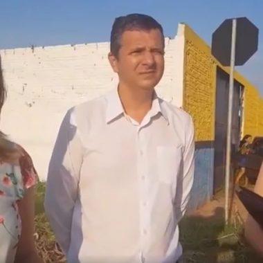 TRABALHO – Vereadora Ada Dantas informa que sinalização do Jardim Santana começa em Janeiro