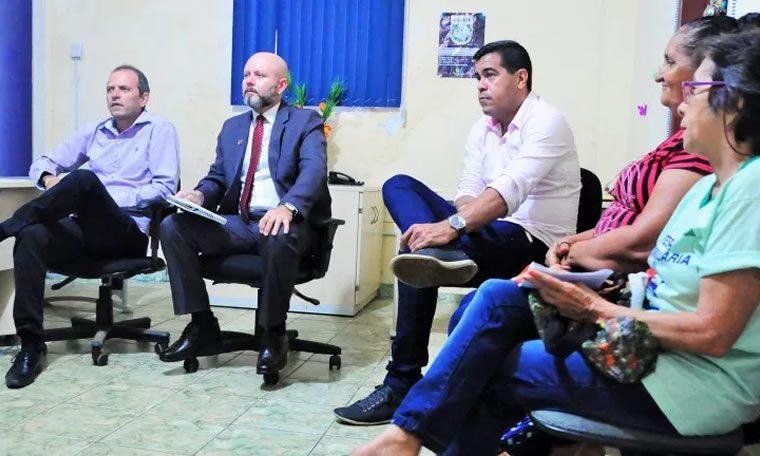 ARTESÃOS: Aleks Palitot se reuniu com Semdestur em busca articular comemorações