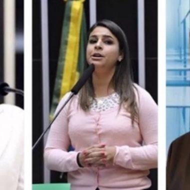 CONGRESSO – Marinha, Garçon e Mariana são os que mais faltaram às sessões