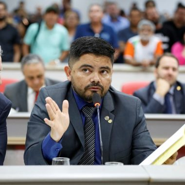 FISCALIZAÇÃO – Deputado Jesuíno cobra explicações sobre possível gastança em festa da SESAU