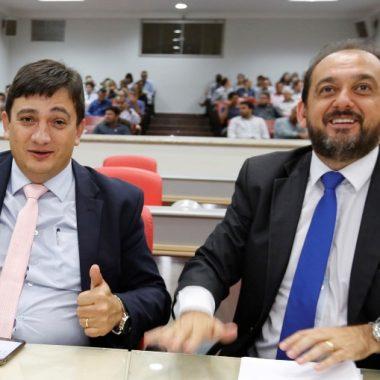 Jesualdo Pires e Mauro Nazif serão agraciados com Título Honorífico de Cidadão de Rondônia