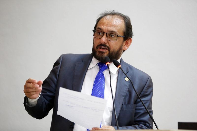 Laerte Gomes destaca Dezembro Laranja para prevenção do câncer de pele