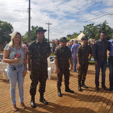 ASFALTO – Vereadora Ada Dantas agradece inicio de pavimentação no bairro Mariana