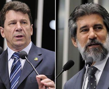 LAVA JATO – Delação de Funaro pode acabar com carreira política de Raupp e Cassol