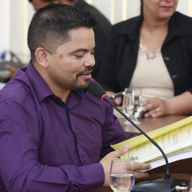 Deputado Jesuíno disponibiliza emenda de R$ 100 mil para execução de obras no clube da PM e BM de Guajará-Mirim