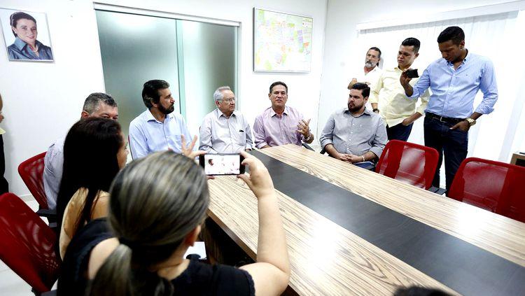 PMDB confirma pré-candidatura de Maurão para o Governo, e de Confúcio e Raupp ao Senado