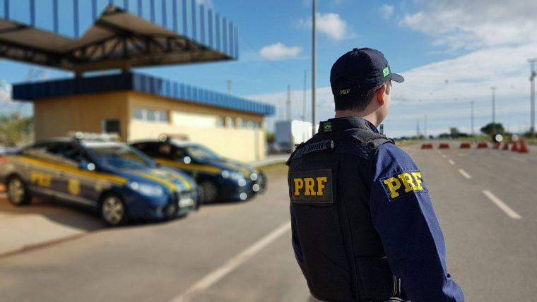 PRF prendeu oito pessoas na quarta-feira em Rondônia