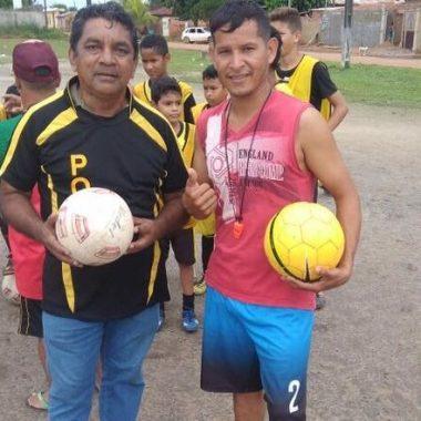 ESPORTE – Vereador Zequinha Araújo convida comunidade para torneio no campo do Ipanema