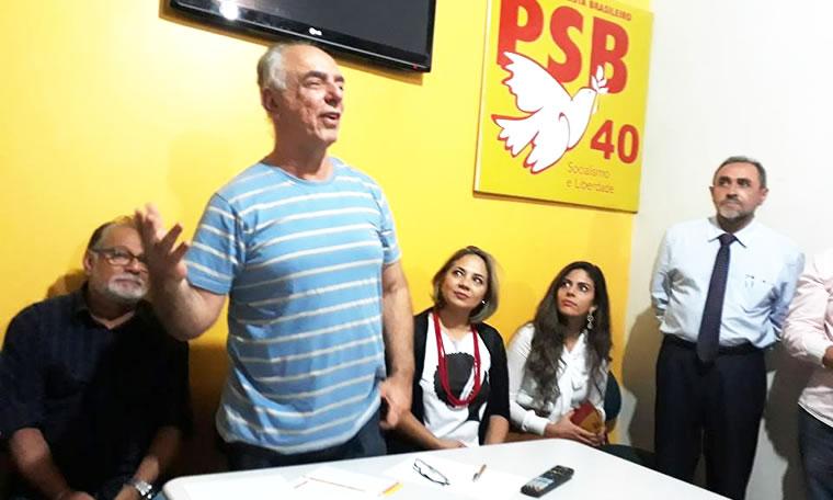 ELEIÇÕES – Contando com novos aliados e memória curta do eleitor, Nazif busca retorno ao cenário político