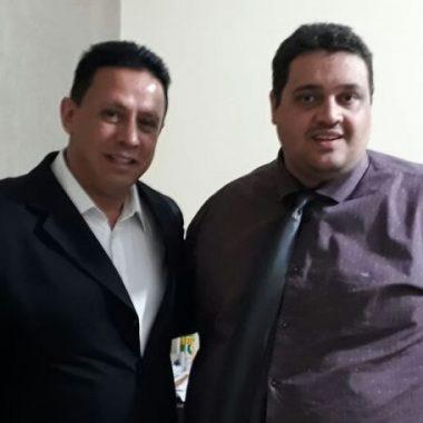 ILUMINAÇÃO PÚBLICA: Edesio Fernandes se reúne com Presidente da Emdur e pede iluminação em varias regiões da capital