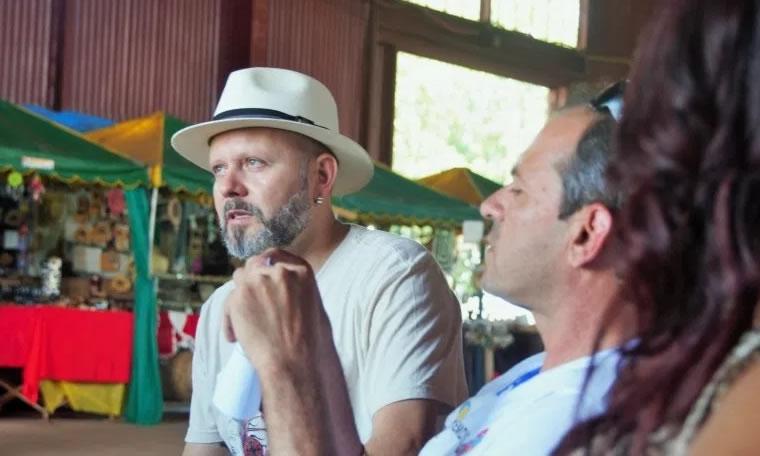 FEIRA DO SOL: Aleks Palitot se reuni com artesãos para definir Semana do Artesanato