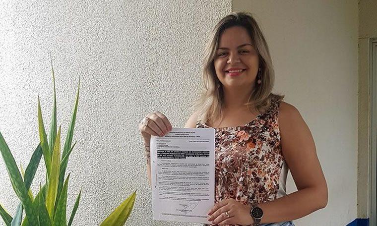 JOANA DAR'C – Vereadora Ada Dantas é atendida e estrada recebe reparos