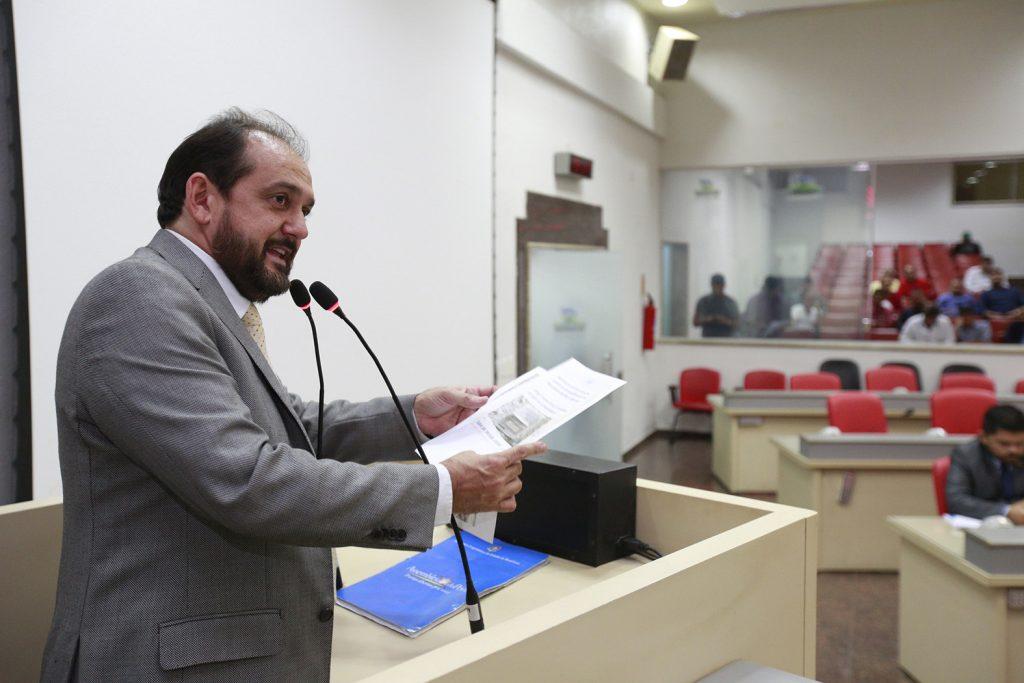 Laerte Gomes solicita estadualização de estrada vicinal da BR 429 em Costa Marques