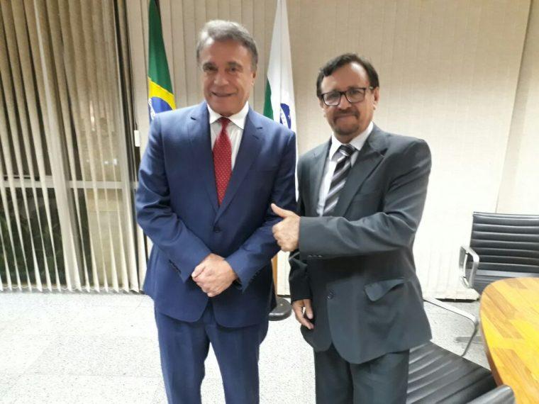 ELEIÇÕES – Álvaro Dias convida Bosco da Federal para buscar nomes Ficha Limpa em RO – Vídeo