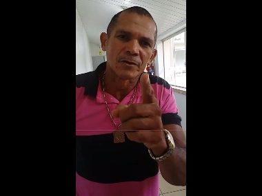 NA CAPITAL – Braçal do Boxe desafia Raimundinho Bike Som para luta no ringue – Vídeo